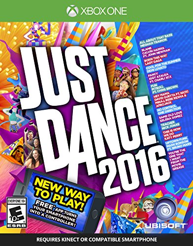 Just Dance 2016 from UBI Soft