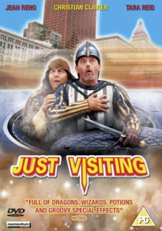 Just Visiting [DVD] [2002] from Momentum Pictures