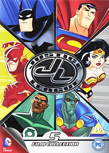Justice League Collection [DVD] [2014] from Whv