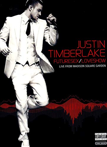 Justin Timberlake - FutureSex/LoveShow Live From Madison Square Garden  [DVD] [2007] from Sony