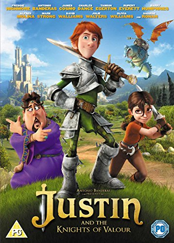 Justin and the Knights of Valour [DVD] from Entertainment One