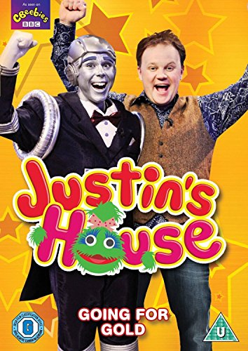 Justin's House: Going for Gold [DVD] from Spirit Entertainment Limited