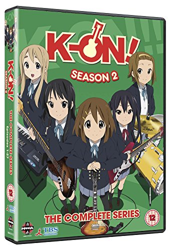 K-On! Complete Series 2 [DVD] from Manga Entertainment