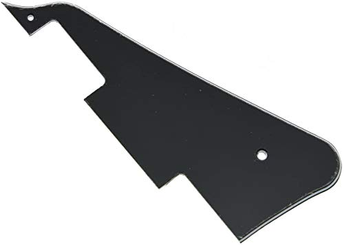 KAISH Black 3 Ply LP Guitar Pickguard Scratch Plate Fits for Epiphone Les Paul from KAISH