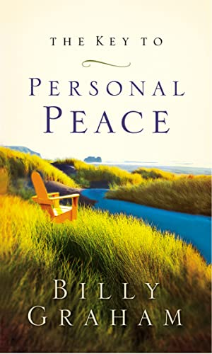 KEY TO PERSONAL PEACE, THE from Thomas Nelson