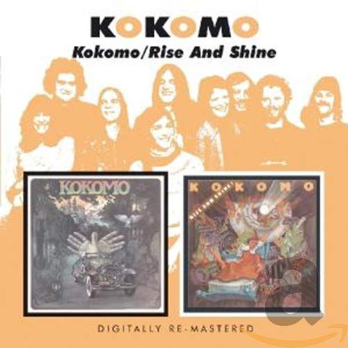 KOKOMO / RISE AND SHINE from BGO