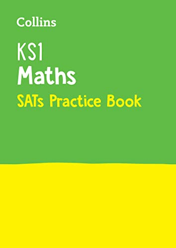 SATs Practice book from Collins