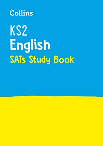 KS2 English SATs Study Book: For the 2021 Tests (Collins KS2 SATs Practice) from Collins