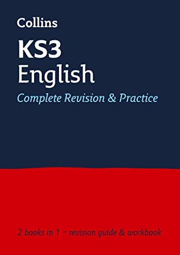 KS3 English All-in-One Revision and Practice (Collins KS3 Revision) from Collins