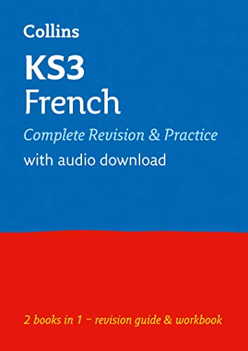 KS3 French All-in-One Complete Revision and Practice: Prepare for Secondary School (Collins KS3 Revision) from Collins