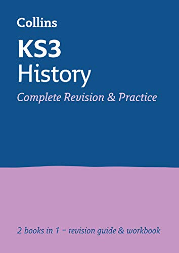 KS3 History All-in-One Revision and Practice (Collins KS3 Revision) from Collins