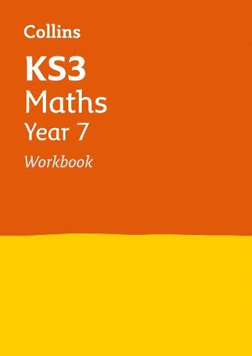 KS3 Maths Year 7 Workbook (Collins KS3 Revision) from Collins