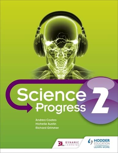 KS3 Science Progress Student Book 2 from Hodder Education