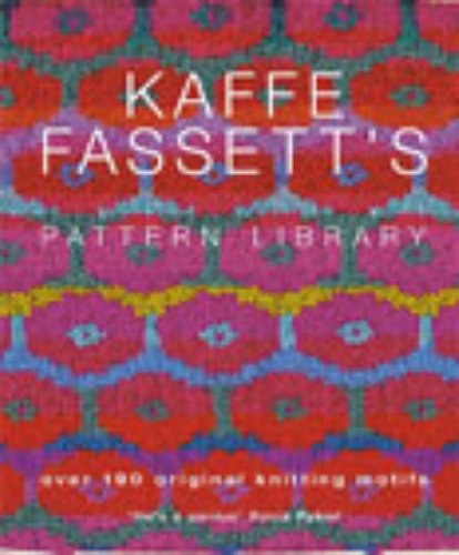 Kaffe Fassett's Pattern Library from Ebury Press
