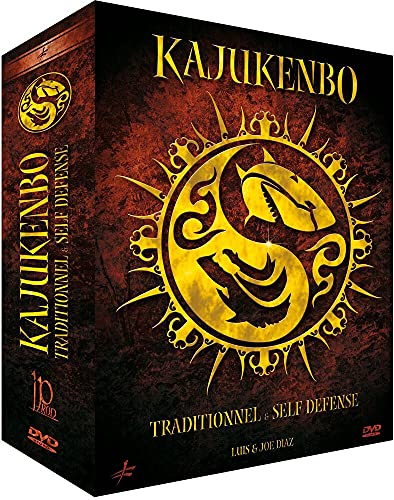 Kajukenbo: Traditional And Self-Defence [DVD] from Quantum Leap