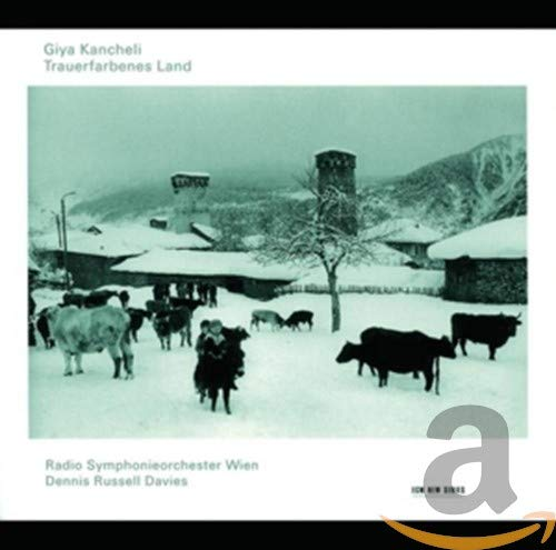 Kancheli: Trauerfarbenes Land from ECM RECORDS