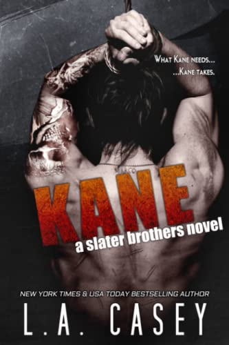 Kane: Volume 3 (Slater Brothers) from Createspace