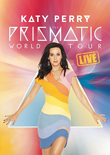 Katy Perry The Prismatic World Tour Live [DVD] ] [2015] [NTSC] from Eagle Rock