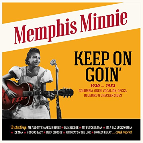 Keep On Goin' (Columbia, Okeh, Vocalion, Decca, Bluebird & Checker sides) [VINYL]