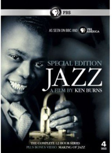 Jazz - A Film by Ken Burns - 4 DVD BOXSET [Region 2 UK] from Pbs
