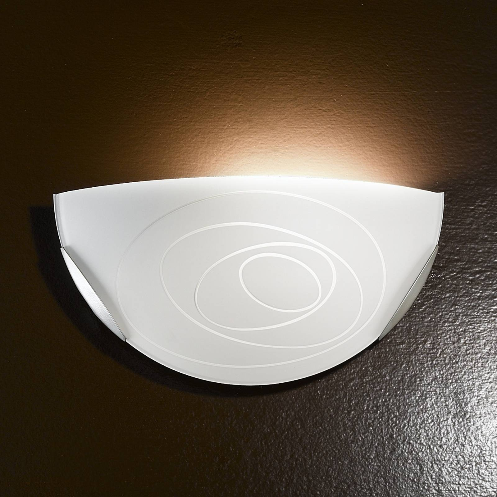 Kent Wall Light Decorative from Fabas Luce
