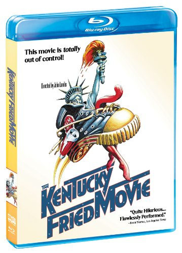Kentucky Fried Movie [Blu-ray] [1977] [US Import] from Shout Factory