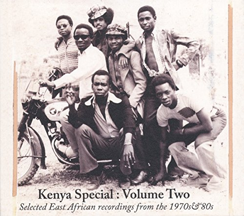 Kenya Special: Vol.2 from Proper Music Brand Code