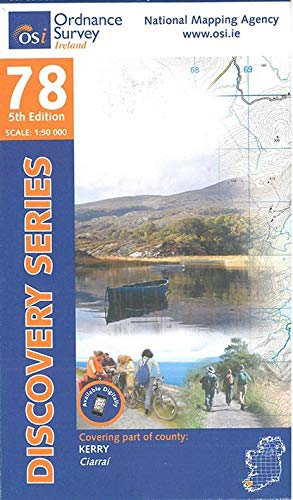 Kerry (Discovery Series) from Ordnance Survey