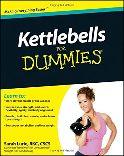 Kettlebells For Dummies from For Dummies