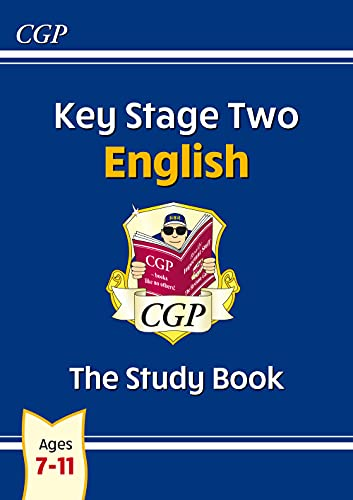 KS2 English SATS Revision Book (for tests in 2018 and beyond) from Coordination Group Publications Ltd (CGP)