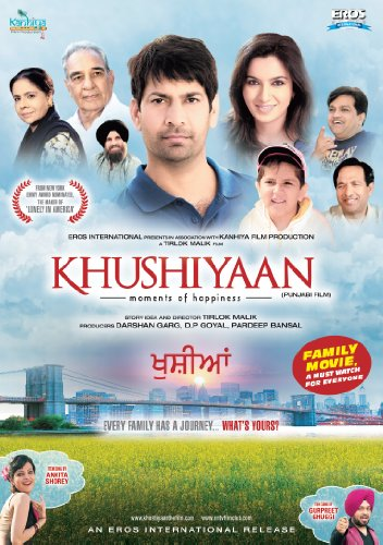Khushiyaan dvd UK Release from Eros International