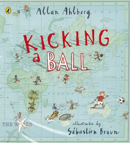 Kicking a Ball from Penguin Books Ltd
