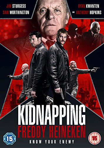 Kidnapping Freddy Heineken [DVD] [2015] from Signature Entertainment