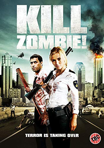 Kill Zombie! [DVD] from Kaleidoscope Home Entertainment
