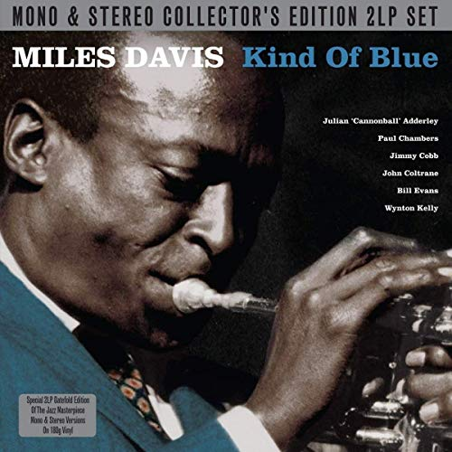 Kind Of Blue - Mono & Stereo (180g 2LP Gatefold Set) [VINYL] from LP