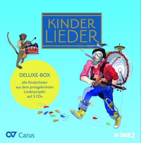 Kinderlieder Vol.1-3- from Carus