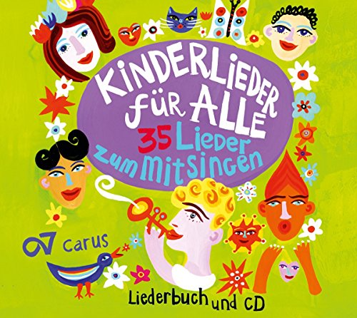 Childrens Songs (CD + Songbook) from Carus