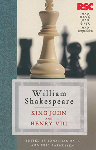 King John and Henry VIII (The RSC Shakespeare) from Palgrave