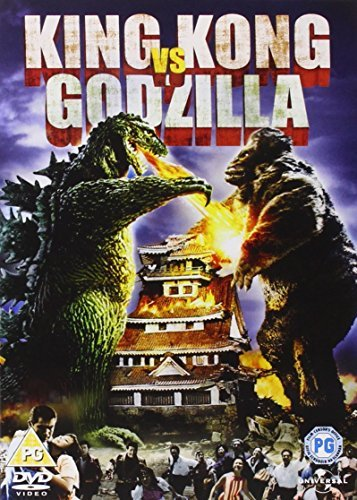 King Kong Vs Godzilla [DVD] [1962] from Universal