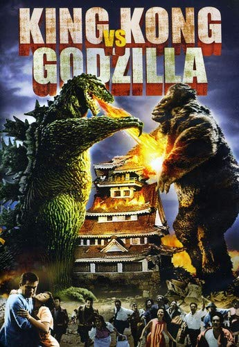 King Kong Vs Godzilla [DVD] [1962] [Region 1] [US Import] [NTSC] [2009] from Universal Studios