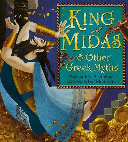 King Midas & Other Greek Myths from Simon & Schuster