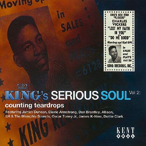 King's Serious Soul Vol.2: Counting Teardrops from KENT
