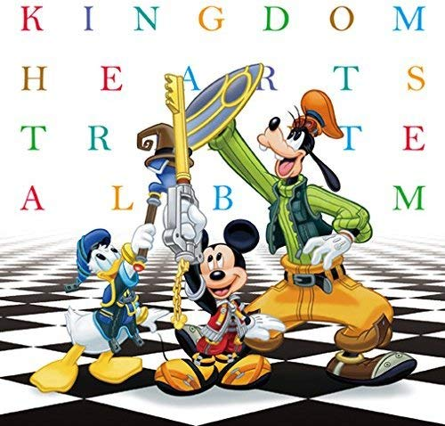 Kingdom Hearts Tribute Album from Imports