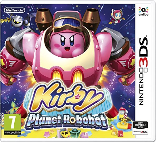 Kirby: Planet Robobot (Nintendo 3DS) from Nintendo