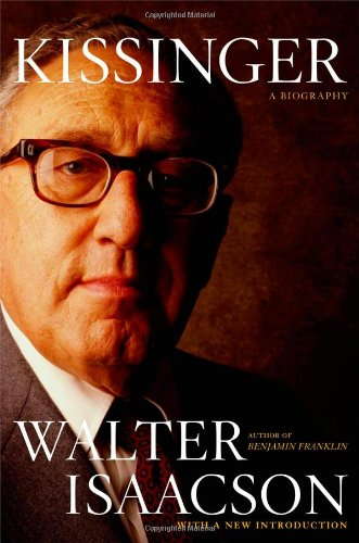 Kissinger: A Biography from Simon & Schuster