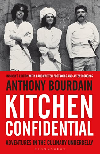 Kitchen Confidential: Insider's Edition from Bloomsbury Publishing PLC