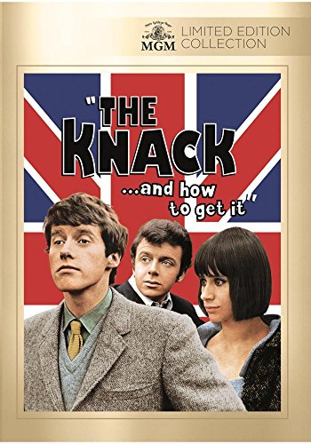 Knack & How to Get It [DVD] [1965] [Region 1] [US Import] [NTSC] from MGM