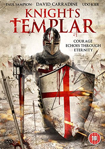 Knight's Templar [DVD] from Signature Entertainment