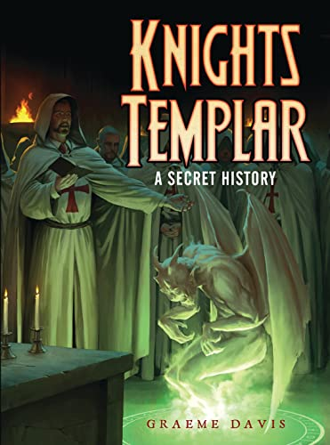 Knights Templar: A Secret History (Dark Osprey) from Osprey Publishing