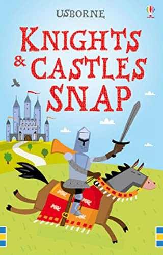 Knights and Castles Snap (Usborne Snap Cards) from Usborne Publishing Ltd